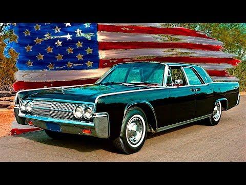 ТОП 10 Лучшие Американские Автомобили 60-х (Легендарные СЕДАНЫ из США) онлайн видео