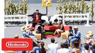 Nintendo Switch on the Spot!