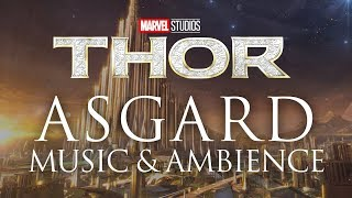 Marvel Music & Ambience | Asgard – Mystical Ambience with Musical Themes from the Thor Films