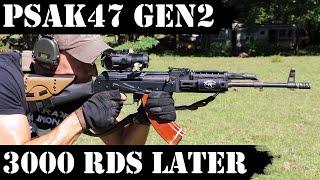 Palmetto State Armory AK47  PSAK47 Gen 2 3000rds Later
