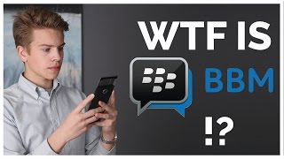 BlackBerry Messenger (BBM) And How It Stacks Up To WhatsApp