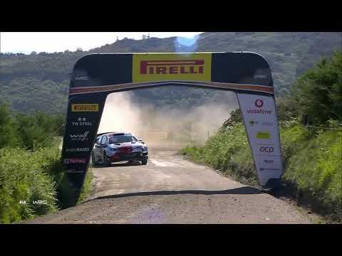 FIA WRC 2021 第4戦ラリー・ポルトガル 日曜日のダイジェスト動画1/2