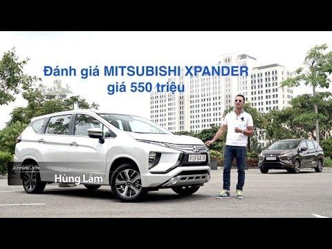 Đánh giá chi tiết Mitsubishi Xpander giá 550 triệu - CÓ ĐÁNG TIỀN?  XEHAY.VN 
