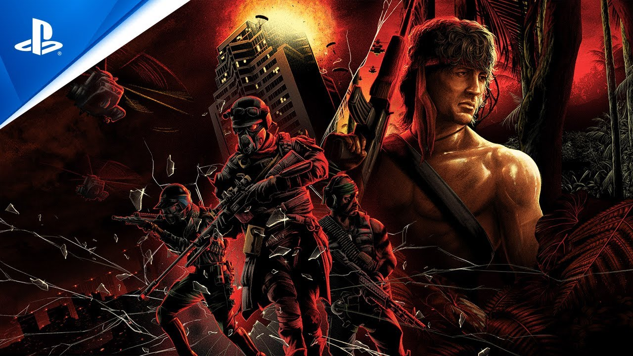 '80s Action Heroes debut in Black Ops Cold War and Warzone May 20