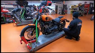 2021 Street Bob 114 Arrives at Kegel Harley-Davidson