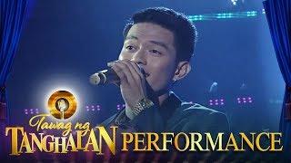 Tawag ng Tanghalan: JM Bales   How Did You Know (Day 3 Semifinals)