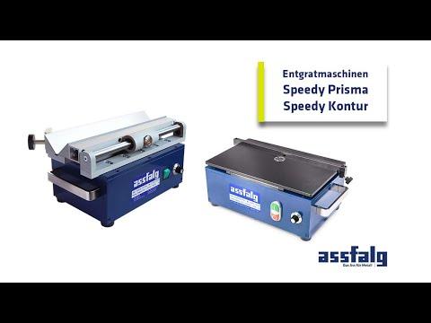 Deburring machines Speedy 210 P | Speedy 270-KSL