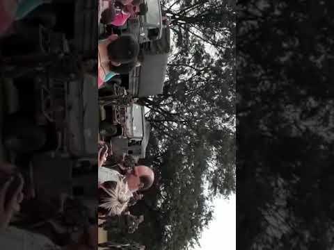 Manifestação em Ampére