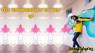French Montana - Hold Up (feat. Chris Brown, Quavo & Takeoff)   Lyric Video