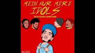 mein-aur-mere-idols-lyrics-Talha Anjum