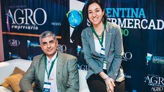 Gisella Gallucci y Jorge Giubergia - Min. de Ambiente y Producción Sustentable de Salta