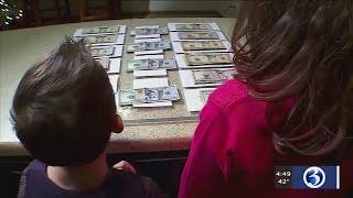 VIDEO: Money Monday: How much of an allowance should children get?
