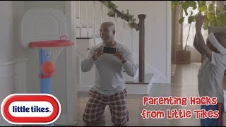 Little Tikes | Parenting Hacks from Little Tikes | TotSports Easy Score Basketball Set