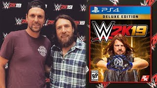 So I Got To Check Out WWE 2K19 Early