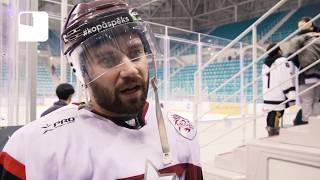 Bites hokeja minūte: Latvija pret Japānu