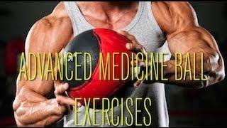 Upper Body Medicine Ball Plyo Workout
