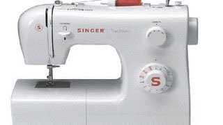 Maquina de coser SINGER TRADITION