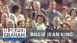 Billie Jean King: Battle Of The Sexes Impacted All Women
