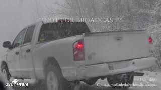 Moose Lake, Minnesota   Car AccidentVehicle In DitchWhiteout Conditions   October 27th, 2017
