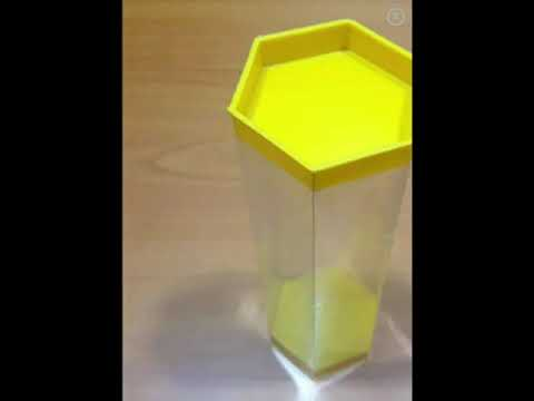 Clear PVC Gift Box
