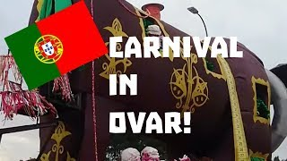 Guide to Ovar's Carnival (Portugal)!