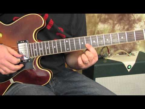 bb king style Blues guitar soloing guitar lessons - bb box guitar lesson