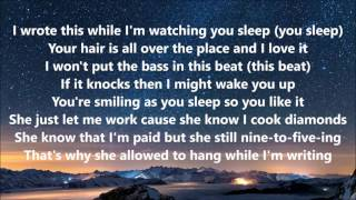 While You Count Sheep - Jon Bellion (Lyrics)
