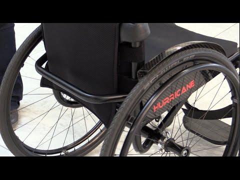 Neu Hurricane S Aktiv Rollstuhl  MEYRA