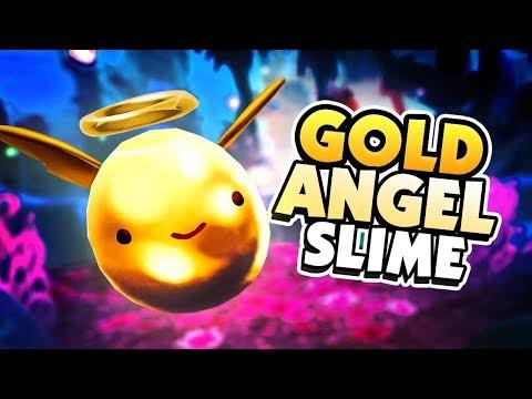 THE GOLDEN ANGEL SLIME! - Slime Rancher Viktor's Experimental Update