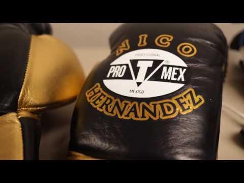 Nico Hernandez - KO3 in 2nd Pro Fight