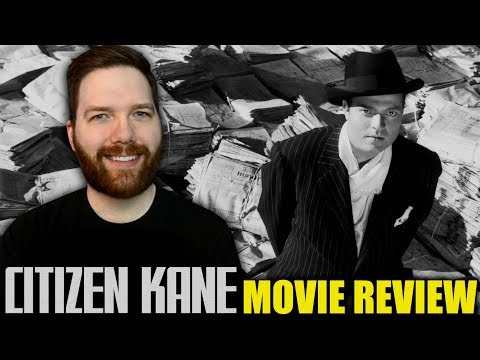 Citizen Kane – Movie Review