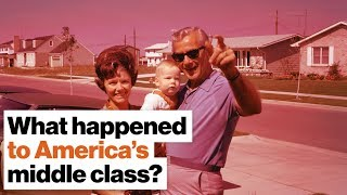 The death of America's middle class: Sky-high rent, second jobs, & 1% TV | Alissa Quart | Big Think