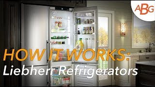 HOW a Liebherr Refrigerator Works, R600 REFRIGERANT, and Eco-Friendly Manufacturing