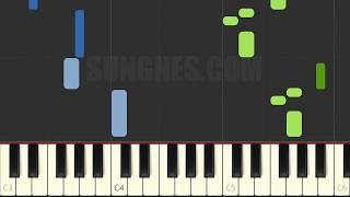 naruto ending theme - wind by akeboshi piano - मुफ्त