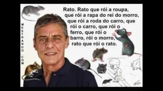 Chico Buarque - Ode aos Ratos