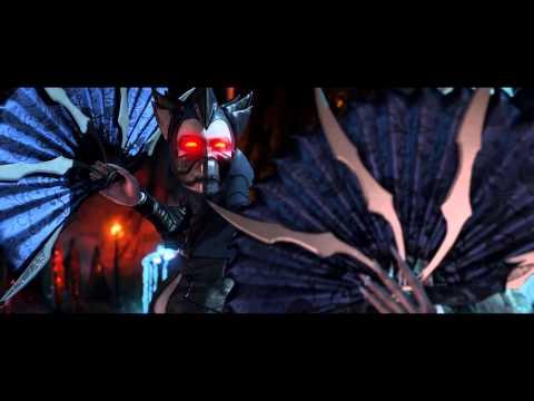 Mortal Kombat X (PS4) Online Living Tower with Dark Empress Kitana