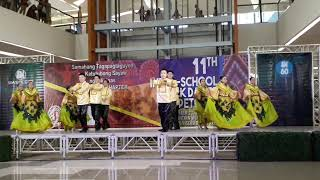 Tuyom NHS Folk Dance (1st Runner-up)
