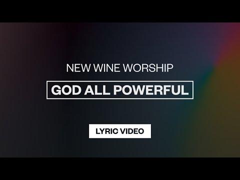 God All Powerful - Youtube Lyric Video
