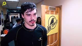 Булат Маргамов о шестом матче полуфинала с «Арланом»