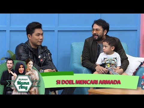 Ost SI DOEL ANAK BETAWI By Armada Band  Rumah Mama Amy (5/7)
