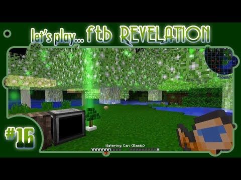 Let's Play Minecraft FTB Revelation - Episode 16 - Extreme