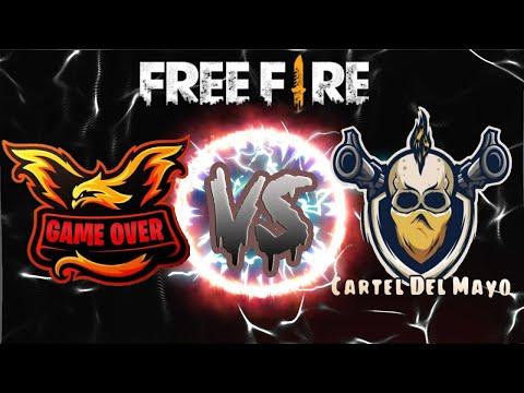 #BatallaCampal #FreeFire Game Over vs Cartel del Mayo narrado por #XavyBecker