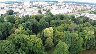 preview picture of video 'Podzamecká zahrada Kroměříž'