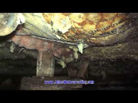 Crawl Space Repairs in Portland, Salem and Eugene, WA