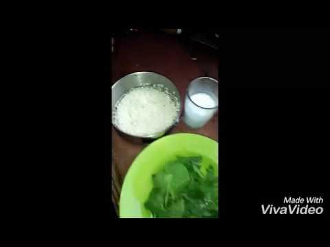 Video Nasi hijau