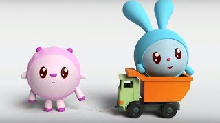 Смотреть онлайн Развлекательный мультфильм для малышей (1 или 2 года)