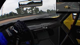 GT Sport VR - Circuit de la Sarthe Megane Trophy Gr4