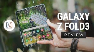 Samsung Galaxy Z Fold3 5G Review: Do-It-All Device