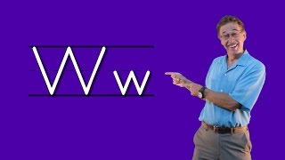 Learn The Letter W | Let's Learn About The Alphabet | Phonics Song for Kids | Jack Hartmann