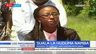 Wanaharakati wa haki wazungumuzia suala nyeti la Huduma Namba